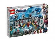 LEGO Marvel Avengers Zbroje Iron Mana 76125