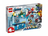 LEGO Marvel Avengers 76152 Avengersi - gniew Lokiego