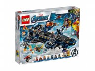 LEGO Marvel Avengers Avengers Lotniskowiec 76153