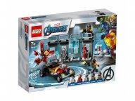 LEGO 76167 Zbrojownia Iron Mana