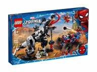 LEGO Marvel Spider-Man Starcie z Venomozaurem 76151