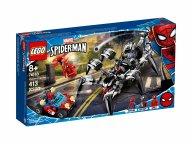 LEGO Marvel Spider-Man 76163 Pełzacz Venoma