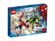 LEGO 76198 Marvel Spider-Man Bitwa mechów Spider-Mana i Doktora
