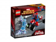 LEGO Marvel Super Heroes 76014 Spider-Trike vs. Electro