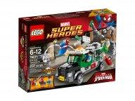 LEGO 76015 Marvel Super Heroes Doc Ock™ - napad ciężarówką