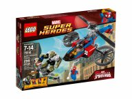 LEGO Marvel Super Heroes 76016 Centrum ratunkowe Pająka