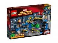 LEGO 76018 Marvel Super Heroes Zniszczenie laboratorium Hulka™