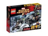 LEGO Marvel Super Heroes 76030 Avengersi w pogoni za Hydrą