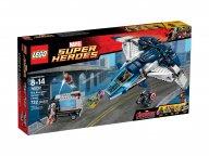 LEGO Marvel Super Heroes Pościg Avengersów w Quinjecie 76032