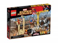 LEGO Marvel Super Heroes 76037 Atak Rhino i Sandmana