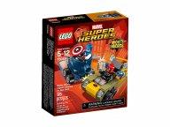 LEGO 76065 Marvel Super Heroes Kapitan Ameryka kontra Red Skull
