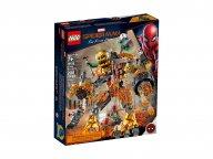 LEGO Marvel Super Heroes Bitwa z Molten Manem 76128