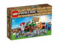 LEGO 21116 Minecraft Kreatywny warsztat