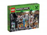 LEGO Minecraft Kopalnia 21118