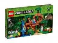 LEGO Minecraft Domek na drzewie w dżungli 21125