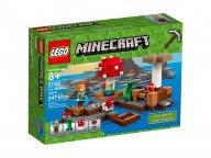 LEGO 21129 Minecraft Grzybowa wyspa