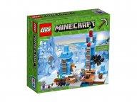 LEGO 21131 Minecraft Lodowe kolce