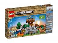 LEGO 21135 Minecraft Kreatywny warsztat 2.0