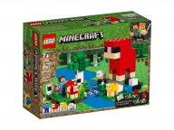 LEGO Minecraft Hodowla owiec 21153