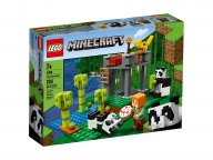 LEGO 21158 Minecraft Żłobek dla pand