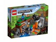 "LEGO 21166 Minecraft ""Opuszczona"" kopalnia"