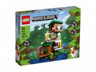 LEGO 21174 Minecraft Nowoczesny domek na drzewie