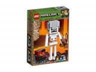 LEGO Minecraft™ BigFig Szkielet z kostką magmy 21150