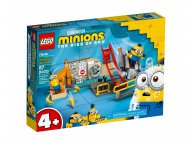 LEGO Minions 75546 Minionki w laboratorium Gru
