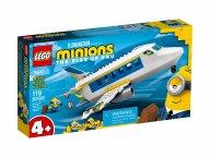 LEGO Minions Nauka pilotażu Minionka 75547