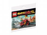 LEGO 30341 Monkie Kid Rower kurierski Monkie Kida