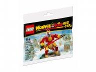 LEGO Monkie Kid Bojowy minimech Monkey Kinga 30344