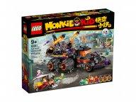 LEGO 80011 Monkie Kid Piekielny pojazd Red Sona