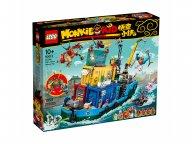 LEGO Monkie Kid Tajne dowództwo ekipy Monkie Kida 80013
