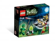 LEGO Monster Fighters Stwór z bagien 9461