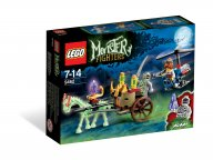 LEGO Monster Fighters 9462 Mumia