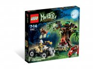 LEGO Monster Fighters 9463 Wilkołak