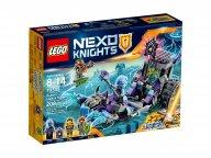 LEGO Nexo Knights™ 70349 Miażdżący pojazd Ruiny
