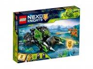 LEGO 72002 Nexo Knights™ Podwójny infektor