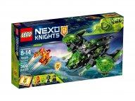 LEGO 72003 Nexo Knights™ Bombowiec Berserkera