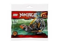 LEGO Ninjago® Stealthy Swamp Airboat 30426