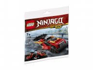 LEGO 30536 Ninjago® Pojazd bojowy 2 w 1