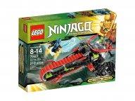 LEGO Ninjago® Pojazd wojownika 70501