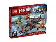 LEGO Ninjago® Twierdza Nieszczęścia 70605