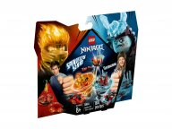 LEGO Ninjago® 70684 Potęga Spinjitzu - Kai kontra samuraj