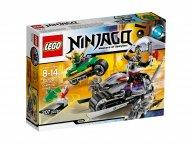 LEGO Ninjago® Atak OverBorga 70722