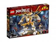 LEGO 71702 Ninjago® Złota zbroja
