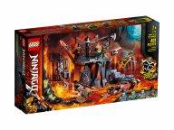 LEGO Ninjago Podróż do Lochów Czaszki 71717