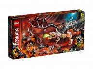 LEGO 71721 Ninjago Smok Szkieletowego Czarownika
