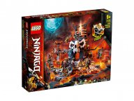 LEGO 71722 Ninjago® Lochy Szkieletowego Czarownika