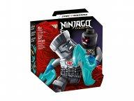 LEGO Ninjago® 71731 Epicki zestaw bojowy - Zane kontra Nindroid